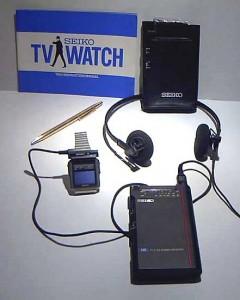 1982 Seiko TV Watch. Cool or Cumbersome?